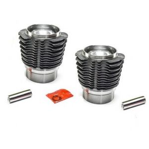 2CV6 zuiger & cilinderset (Big Bore) 6522cc Ø 77mm