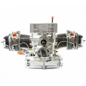 2CV 652cc motorblok (Big Bore) revisie