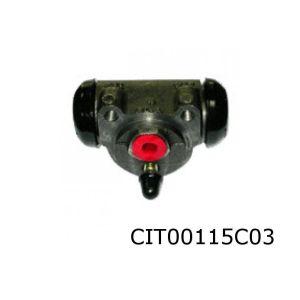 2CV 63-67 / Ami 6 / Dyane Wielremcylinder Achterzijde Dot