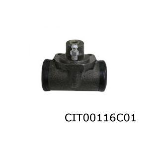 2CV 63-5/67 Wielremcylinder Voorzijde Dot