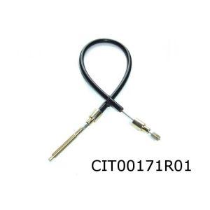 2CV / Ami / Dyane Handremkabel (Schijf) Links