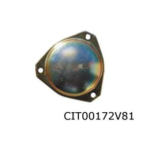 2CV A-Serie Metalen Deksel Wrijvingsschokbreker
