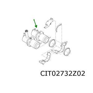 Saxo -1/01 (1.1I/1.4I/1.6I) / Saxo (1.6I-16V) Stuurpomp (Elektro-Hydraulisch)