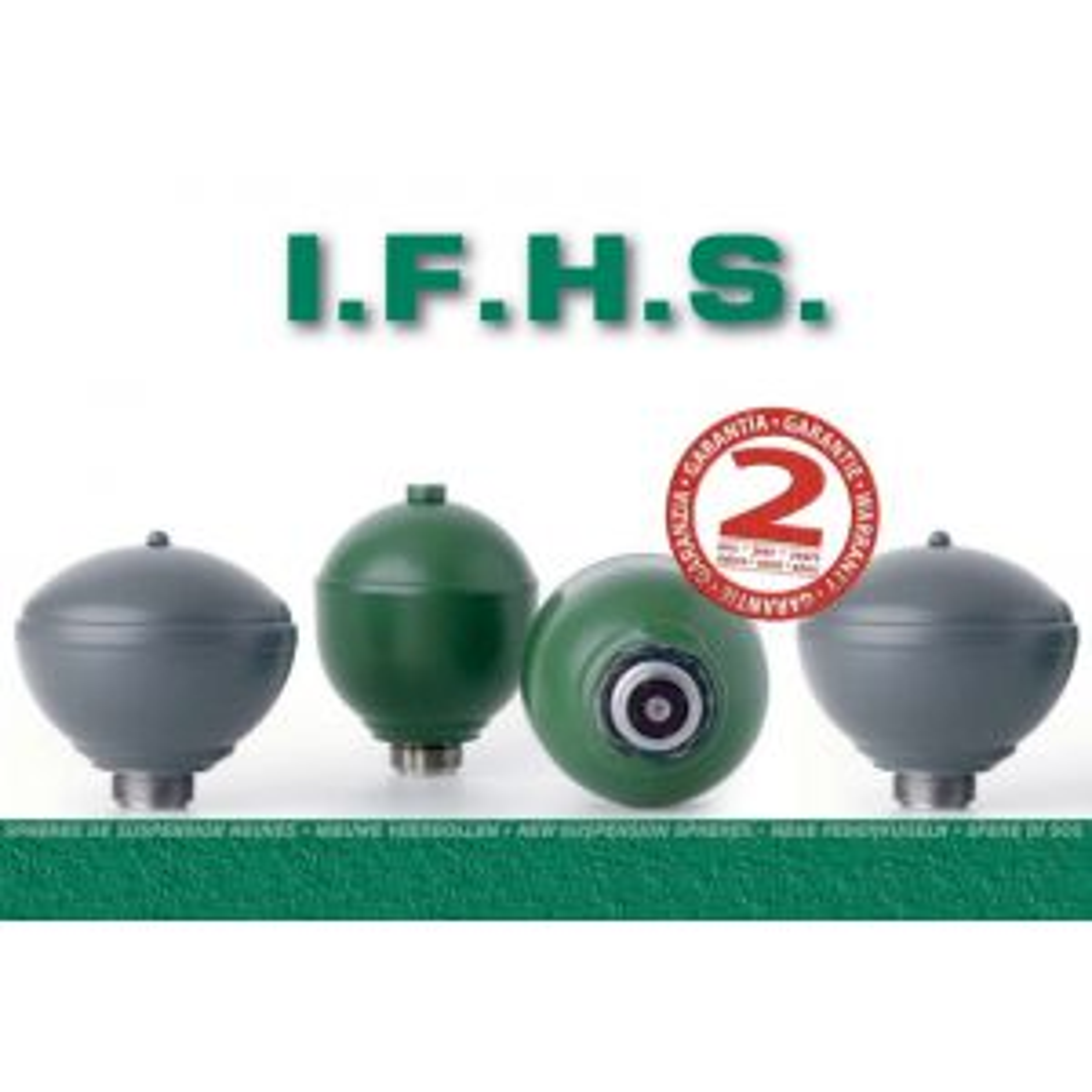 Hulpveerbol C5 (3.0I-V6) / C5 II (2.2Hdi Fap) Voorzijde Hydractive 3 Plus