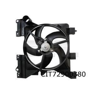 Xsara / Berlingo / Partner (1.9D / 2.0HDi / 1.4i / 1.6i)(-AC) ventilatorunit