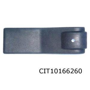 2CV Deurscharnierkapje Plastic (Onderste Scharnier)