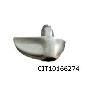 2CV 72-90 Deurklink Voorzijde