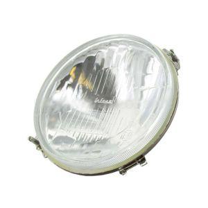 R4 koplamp reflector (naar binnen gebogen glas) met E-keur
