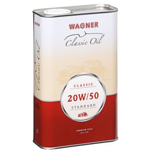 Classic motor olie SAE 20W/50 1 liter