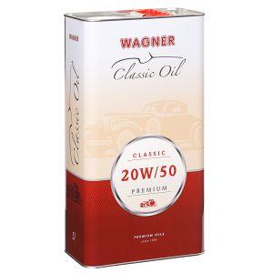 Classic motor olie SAE 20W/50 5 liter Premium