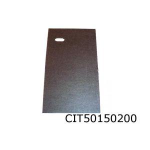 2CV Achterlichtkarton L/R