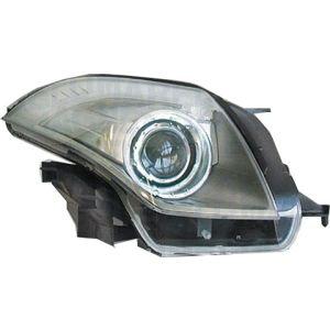 C6 koplamp (Xe) R (met actieve bochtverlichting)