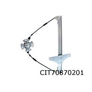 C1 / 107 / Aygo (5-drs.) raammechaniek L voor (handbediend)