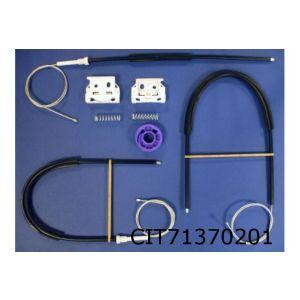 C5 III Reparatieset Raammechaniek L Voor