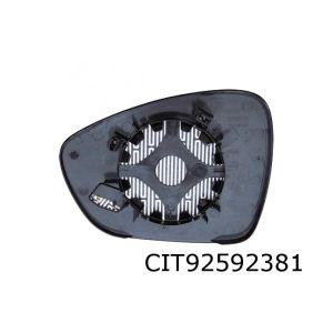 C3 / C4 / C5 / DS3 / DS4 spiegelglas L (blauw) verwarmd / niet verwarmd