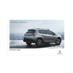 Instructieboekje Peugeot 2008 2013-2016