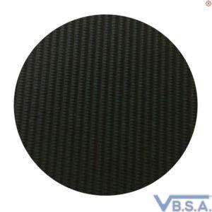 2CV Special dak (buitensluiting) fijne ribbel zwart