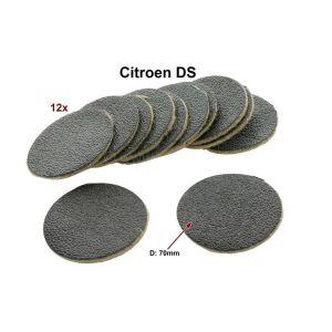 DS deurbekleding dempers (12 stuks)