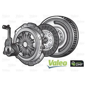 DMF Koppelingset (incl lager en vliegwiel) Valeo