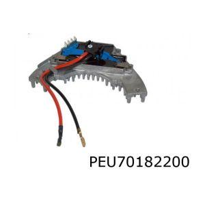806 / Expert / Evasion / Jumpy / Scudo / Ulysse / Zeta (+Ac) Regeleenheid Kachelmotor (4-Polig)