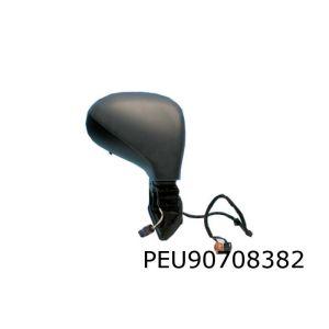 207 Cc Spiegel R (Elb.)(Verwarmd)(Primer)(Met Knipperlicht)(El. Inklapbaar)(+Sensor)