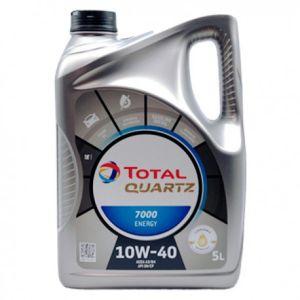10W40 5L Quartz 7000 Motorolie Total