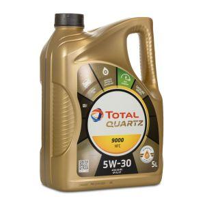 5W30 5L Quartz 9000 Motorolie Total