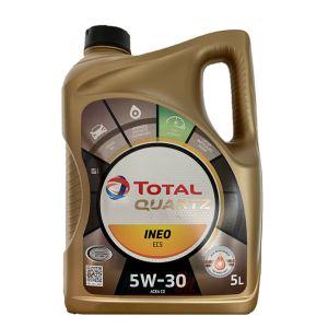 5W30 5L Ineo Quartz 9000 Motorolie Total