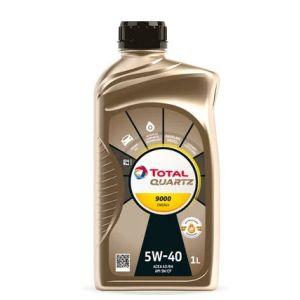 5W40 1L Quartz 9000 Motorolie Total