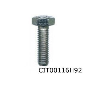 Bout M6 X 20Mm (150St)