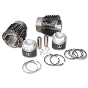 2CV6 Zuiger & Cilinderset 8.5
