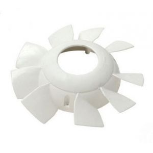 2CV / Dyane / Mehari Ventilator Plastic (Wit)