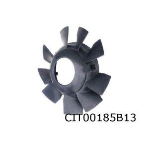 2CV / Dyane / Mehari Ventilator Plastic (Zwart)