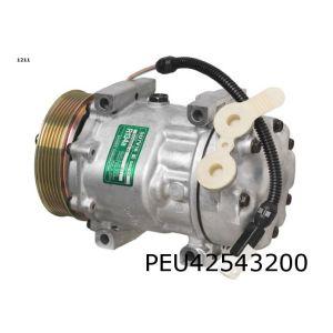 206/406/C5/C8/Jumpy/Evasion/607/807/Expert (2.0i/2.2i 16V) -6/02 compressor AC