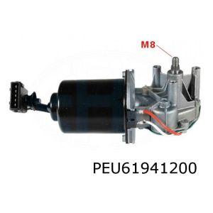 306 Ruitenwissermotor (Voor) (Bij Valeo)