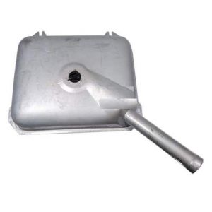 2CV -07/72 Benzinetank Staal [Inhoud 20Ltr]
