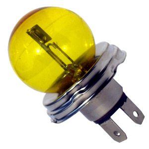 Lamp R2 Duplo 45/40W 12V Geel