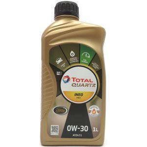 0W30 1L Ineo First Quartz Motorolie Total