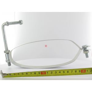 Universele Uitlaatband 5 (Ovaal Diameter 20Cm)