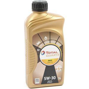 5W30 1L Ineo Longlife Quartz 9000 Motorolie Total (Vag)