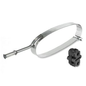 Uitlaatband Met Rubber C4 Grand Picasso Hdi / 5008
