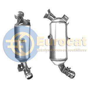 E200 / E220 (CDi0 03/03- Roetfilter cordieriet