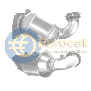 159 /Croma / Astar H / Vectra C / 9-3 (1,9TD) Katalysator voorzijde