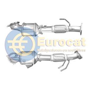 Galaxy / Mondeo IV / S-Max (1.6 Ecoboost) Katalysator