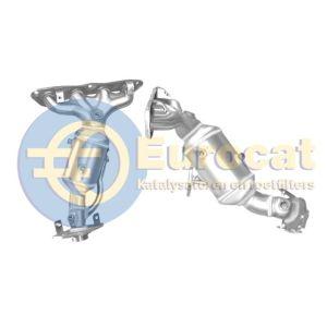 Yaris Hybrid  (1.5) Katalysator voorzijde