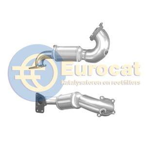 Insignia / 9-5 (2.0 Turbo) Katalysator Voorzijde