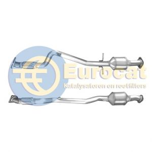 Astra J / Zafira (1.4 / 1.4 Turbo) 12/09- Katalysator