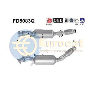 Sprinter (2.1CDi) 03/09-10/15 roetfilter silicon