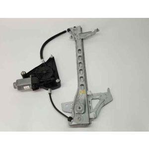 108 / C1 / Aygo (5D) Raammechaniek RV OE (met motor)