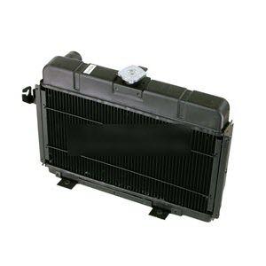 DS 65- radiateur met dop
